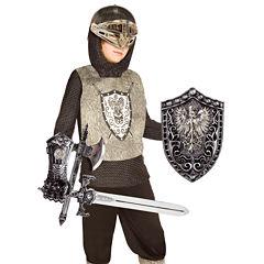 Knight Child Costume Kit