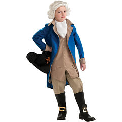 George Washington Child Costume