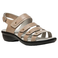 Propet Aurora Womens Wedge Sandals