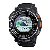 Casio® Pro Trek Mens Triple Sensor Multifunction Hiking Watch PRW2500-1