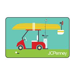 $50 Golf Cart Gift Card