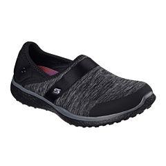 Skechers® Microburst Slip-On Womens Sneakers