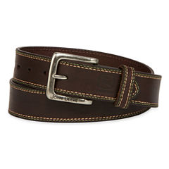 John Deere™ Buffalo Leather Bridle Belt