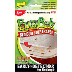 BuggyBeds® Bed Bug Glue Traps Home Pack