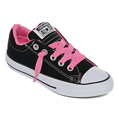 Converse® Chuck Taylor All Star Street Girls Sneakers - Little Kids