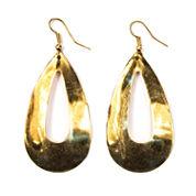 Bold Elements Drop Earrings