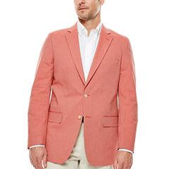 Stafford Classic Fit Woven Sport Coat