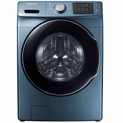 Samsung 4.5 Cu. Ft. Capacity Front Load Washer with Steam