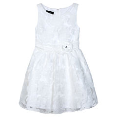 by&by girl Sleeveless Dress- Big Kid