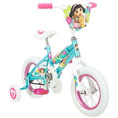 Dora 12Inch Girls Bike
