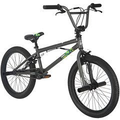 Mongoose Theme 20Inch Boys Freestyle Bike