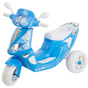 KidTrax Disney Cinderella Twinkling Scooter Electric Rideon