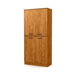 Axess 4-Door Armoire