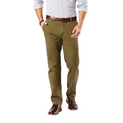 Dockers® Washed Khaki Straight Fit Pants D2