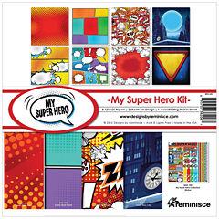 Reminisce 11-pc. Superhero Collection Kit