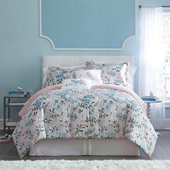 Inspire Harriet Floral Comforter Set & Accessories