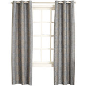 Sun Zero™ Alessia Thermal Lined Grommet-Top Curtain Panel