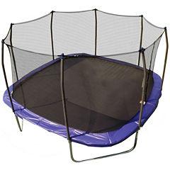 Skywalker Trampolines 13' Square Trampoline with Enclosure Net