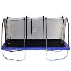 Skywalker Trampolines 15' Rectangle Trampoline with Enclosure Net