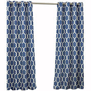 Parasol Totten Key Trellis Indoor/Outdoor Grommet-Top Curtain Panel