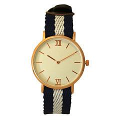 Olivia Pratt Womens White Strap Watch-60001