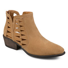 Journee Collection Finley Womens Bootie