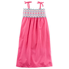 Carter's Sleeveless A-Line Dress - Toddler Girls