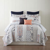 JCPenney Home Denton Quilt & Accessories