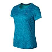 Nike® Pronto Miler Short-Sleeve Top