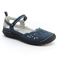 J Sport By Jambu Deep Sea Encore Womens Mary Jane Shoes