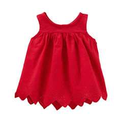 Oshkosh Sleeveless Tank -Baby Girls