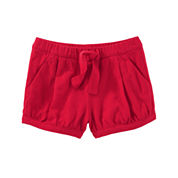 Oshkosh Pull-On Shorts Toddler Girls