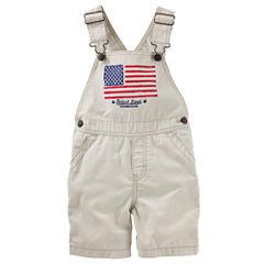 Oshkosh Shortalls - Toddler