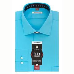 Van Heusen Van Heusen Flex Collar Long Sleeve Dress Shirt