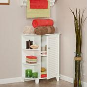 Riverridge Home Free Standing Bathroom Cabinet