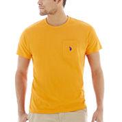 U.S. Polo Assn.® Short-Sleeve Pocket Tee