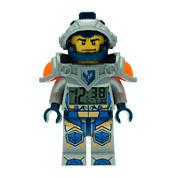 LEGO® Nexo Knights Clay Minifigure Alarm Clock