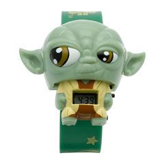 Star Wars® Bulb Botz Yoda Kids Watch