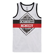DC Shoes Co.® Diamond Tank Top - Boys 8-20