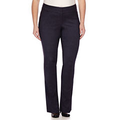Heart & Soul® Double Waist Pants - Juniors Plus