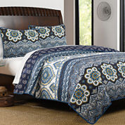 Greenland Home Fashions Medina Quilt Set or Accessories