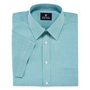 Stafford® Short-Sleeve Easy-Care Broadcloth Dress Shirt - Big & Tall