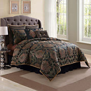 Cordoba Ma Maison 8-Pc. Jacquard Comforter Set