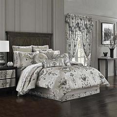 Queen Street® Arabella 4-pc. Comforter Set & Accessories
