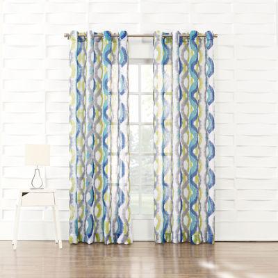 Keone Grommet Top Curtain Panel