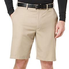 PGA TOUR® Flat-Front Expandable Waist Shorts
