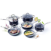 GreenPan™ Lima 3D I Love Cooking 12-pc. Hard-Anodized Cookware Set
