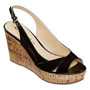 Unisa® Oalla Slingback Wedge Sandals