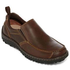 Hush Puppies® Belfast Mens Slip-On Shoes