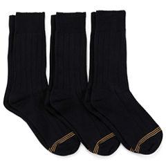 Gold Toe® 3-pk. Casual Crew Socks - Boys